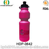 750ml PE Material Fashion Travel Sport Water Bottle (HDP-0642)