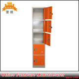 Steel Cheap School&Army Dormitory Locker with 5 Doors