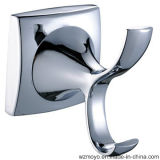 Zinc Alloy Robe Hook with Good Quality Low Price