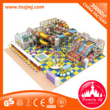 Soft Play Ball Pool Combine with Slide Kids Indoor Playground Equipment