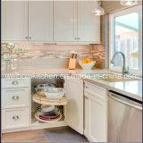2016 Welbom Customized Solid Wood White Kitchen Cabinet