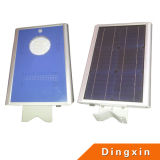 12W LED Integrated All in One Sensor Solar Street Lamp