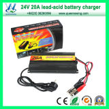 24V 20A Battery Charger with Reverse Connection Function (QW-682024)