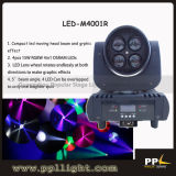 4X15W Osram Mini LED Moving Head Beam Light