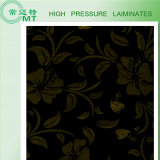 Flower Kitchen Laminate Sheets/Laminate Board/Building Material /HPL