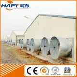 Complete Set High Quality Prefab Poultry Farm and Poultry House