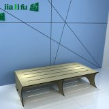 Jialifu Customized Waterproof HPL Gym Bench