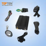 GPS Car Alarm Tk103, Odometer, Remote Control, Door Open and Engine Stop -Ez