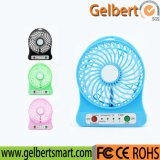 Mini LED Operated Desk Air Cooler Portable Rechargeable USB Fan