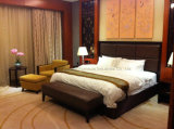 Chinese Style Wooden Bedroom Set Furniture
