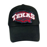 Black Dad Hat with Nice Logo Gj1764A