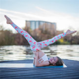 Lovely Kids Childern Print Yoga Leggings
