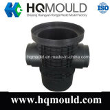 Plastic PE Inspect Chamber Injection Tooling