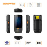 Low Price Mini Wireless Handheld Barcode Scanner Bluetooth with WiFi, GPS, Android OS