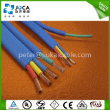 China Manufacture 3X35mm2 Flat Marine Flexible Pump Cable with 1100V