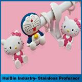 Cartoon Hello Kitty Kids Curtain Rods for Children Room