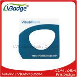 Factory Supply Custom Soft PVC Tea Cup Coasters