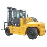 15t 16t Cpcd160 Forklift Truck with Cabin and AC