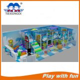 China Manufacturer Ocean Theme Kids Indoor Soft Playground for Sale