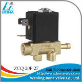 Bona Brass Solenoid Valve for Welding Machine (ZCQ-20E-27)