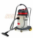 Semitransparent Plastic Tank Wash Vacuum Cleaner, Dry & Wet Vacuum Cleaner with 2000W Motor (SHL-VC602B)