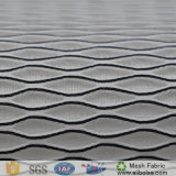 A1708 100% Polyester Air Brick Knitted Sandwich Material Shoe Mesh Fabric