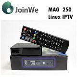IPTV Box Mag 250 Linux Media Portal with Webkit-Based