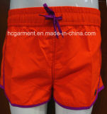 Swimwear Beachwear Brilliant Solid Color Board Shorts for Women