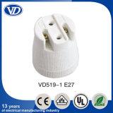 Porcelain Lamp Base E27 Vd519-1 Ce RoHS
