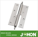 "Steel or Iron Door Fastener H Hinge (5""X3.5"" furniture hardware)"