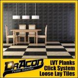 Fashion Design Loose Lay Tile Vinyl Plank (P-7047)