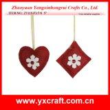 Christmas Decoration (ZY11S373-7-8) Christmas Love Art Craft