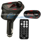 New Design New Arrival Wireless MP3 Car Kit FM Transmitter /Car Kit FM Transmitter