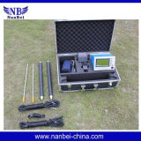 LCD Display Mine Metal Detector for Water Gold Silver Diamond