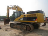 Used Cat Excavator Cat 345D, Large Scale Excavator
