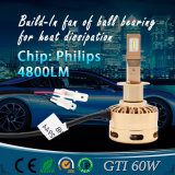 Super Bright H7 LED Bulb H4 Auto Lamp