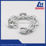 Zinc Plated White G80 Lashing Link Chain