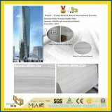 DIY Buy Cheap Wood White Stone Marble for Hotel Kitchen/Bathroom/Wall/Floor