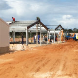 Prefab Steel Structure Poultry Shed