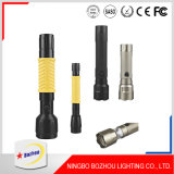 Rechargeable LED Torch Custom, OEM Wholesale Tactical Flashlight