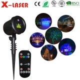 Waterproof Outdoor RGB Static Firefly Laser Projector, Christmas Laser Light