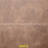 Embossed Synthetic PU Vegan Leather Fabrics for Women`S Boots