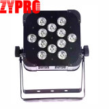12*4W Wireless Battery Light LED PAR Can