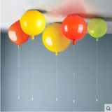 Colorful Balloon Ceiling Lamp Modern Lighting for Children Room