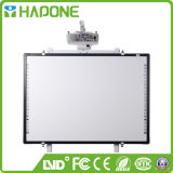 96000 Resolution Ratio Interactive Huge Whiteboard
