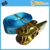 TUV/GS Approved Cargo Lashing Belt/ Ratchet Tie Down