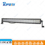 Double Row 180W Curved LED Light Bar for Vehicle Bumper