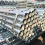 A106 Steel Tube Hot DIP Galvanized HDG Round Steel Pipe