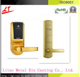 Zinc Alloy Die Casting for Smart Lock Shell with Varying Coating