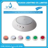 35W Resin Filled Surface Mounted Flat Underwater Light Swimming Pool Lamp